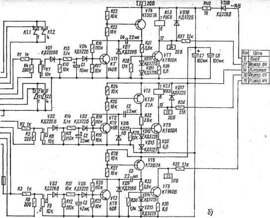 Принципиаль ная схема 75АС-001