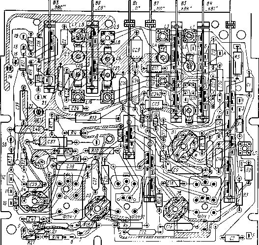 ПЧ радиолы Кантата-204