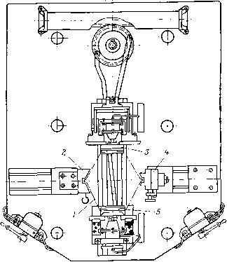 Рис 19 4 шаблон для намотки катушки с