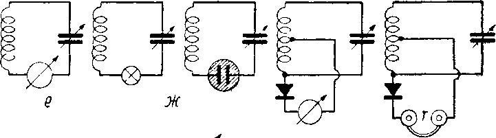 схема зуммерного волномера
